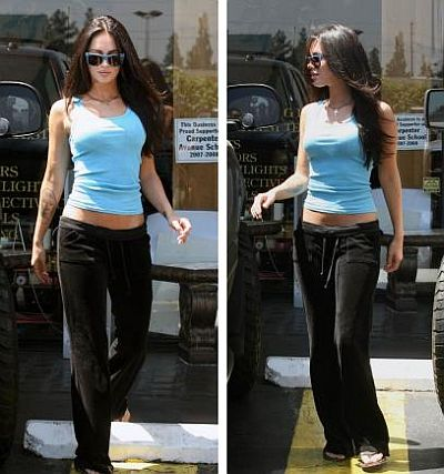 Megan Fox - actrice