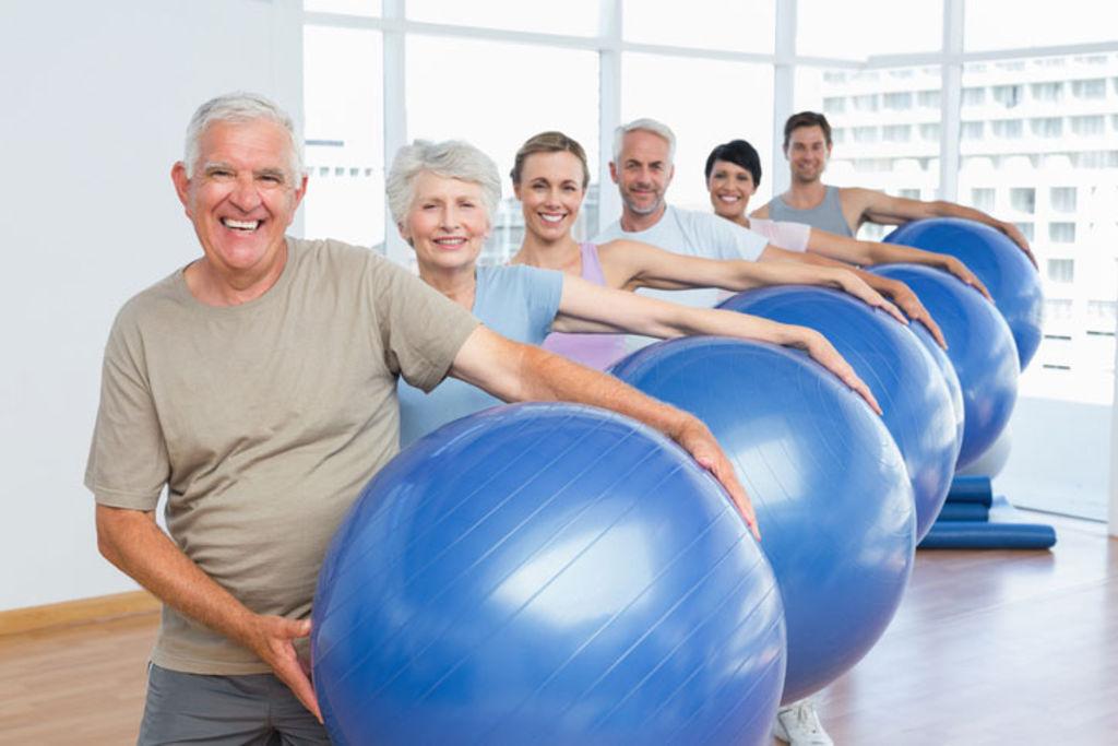 Le Pilates et les seniors