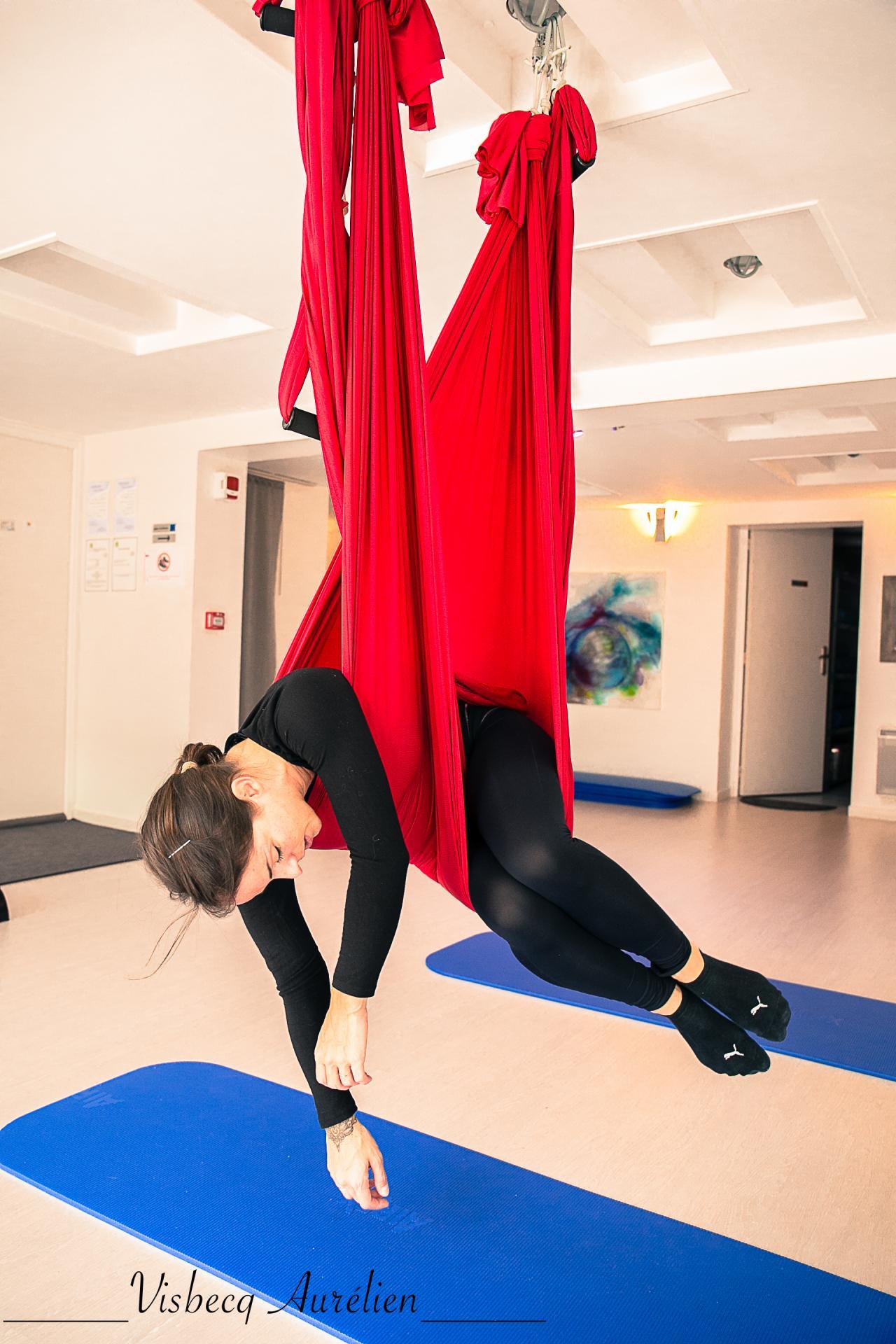 Yoga aerien 13